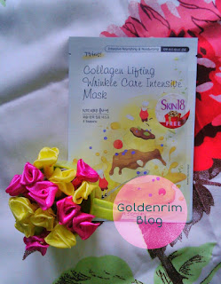 Four Seasons Collagen Lifting Wrinkle Care Intensive Mask Review, Price