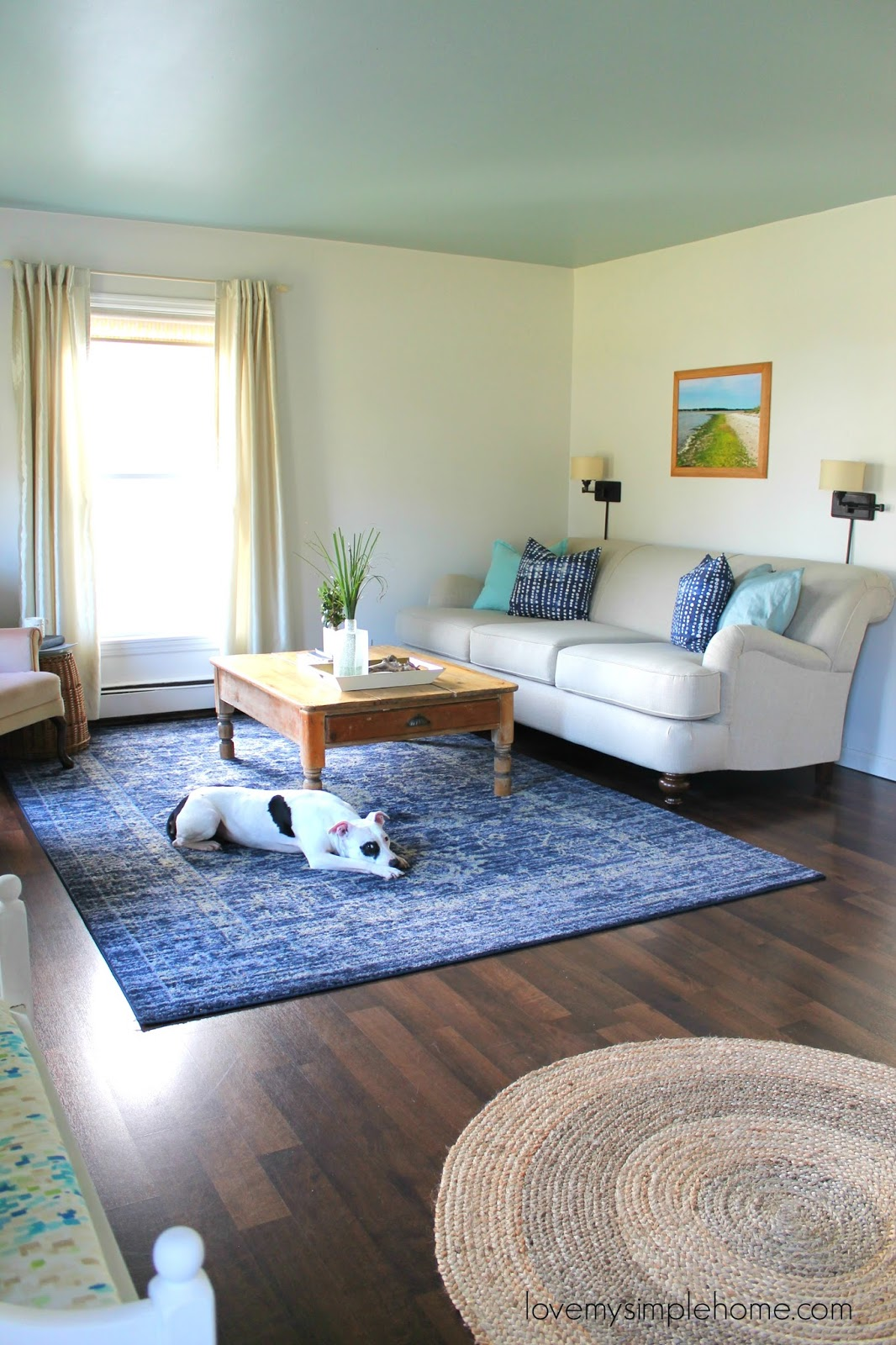 One Room Challenge Living Family Room Reveal