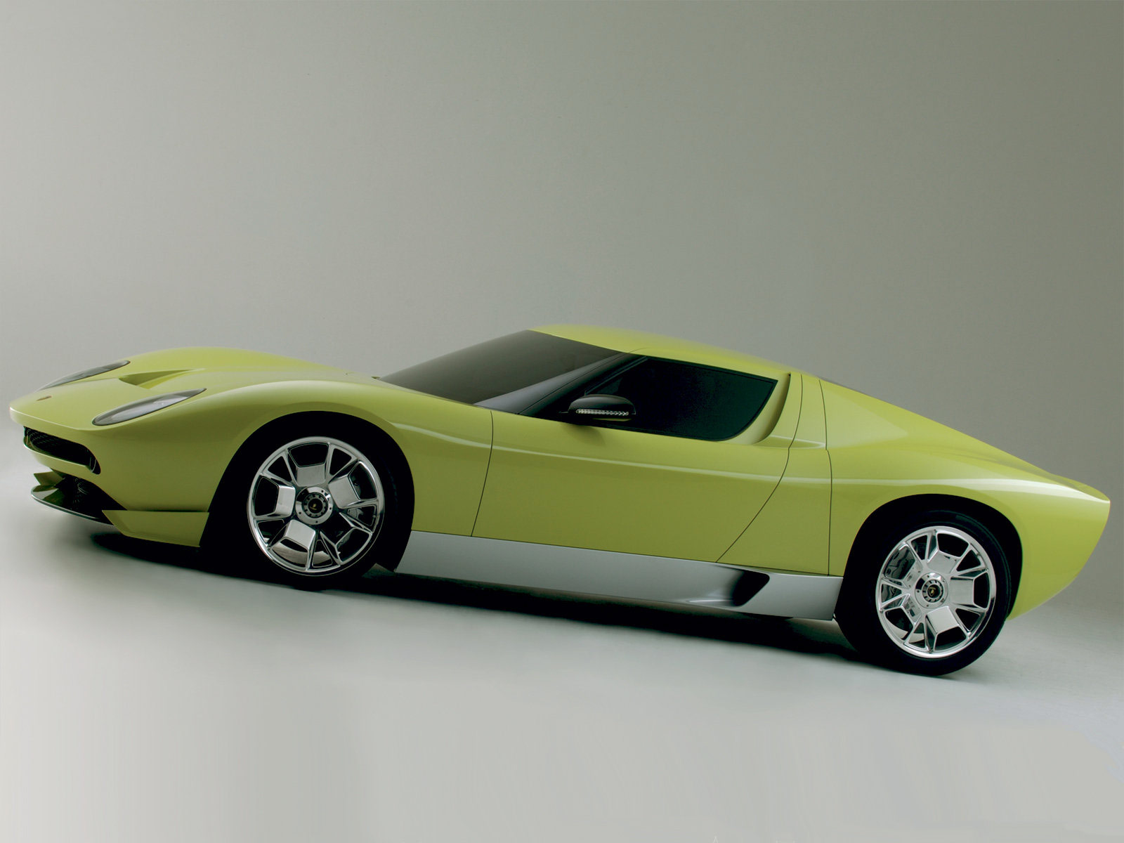 How Much Is A Lambo >> LAMBORGHINI pictures, 2006 Miura Concept, accident lwayers ...