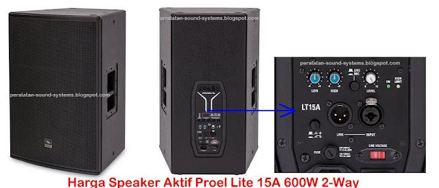 Harga-Speaker-Aktif-Proel-Lite-15A