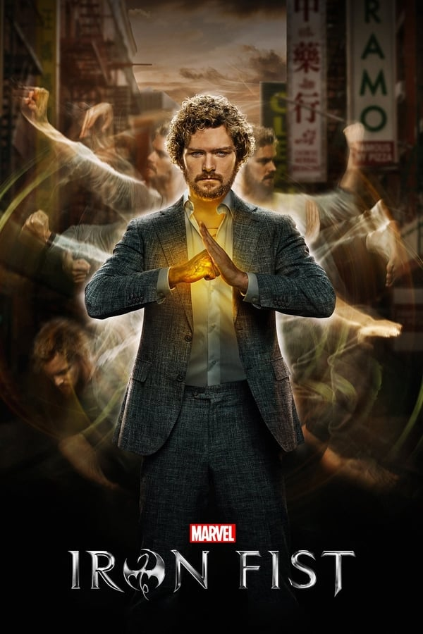 Descargar Iron Fist Latino HD Serie Completa por MEGA