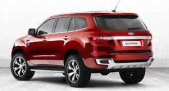 Ford Explorer Colors: ruby red, ingot silver, white platinum