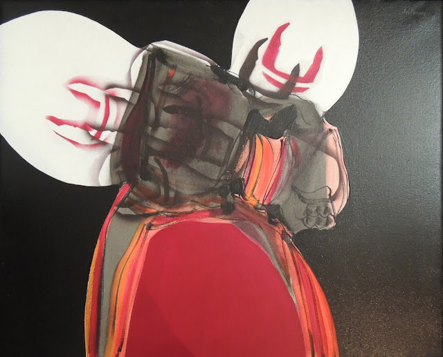 Enrique Trullenque obra de arte abstracta contemporáneo