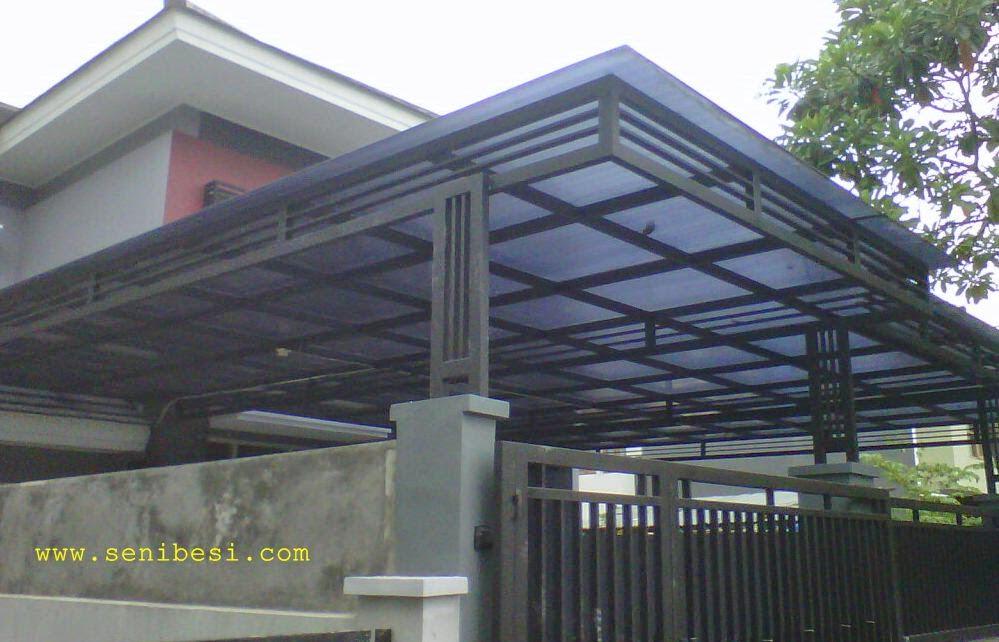Canopy Carport Berkualitas Sni Dan Bergaranasi 10 Tahun