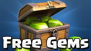 cara mendapatkan gems coc gratis