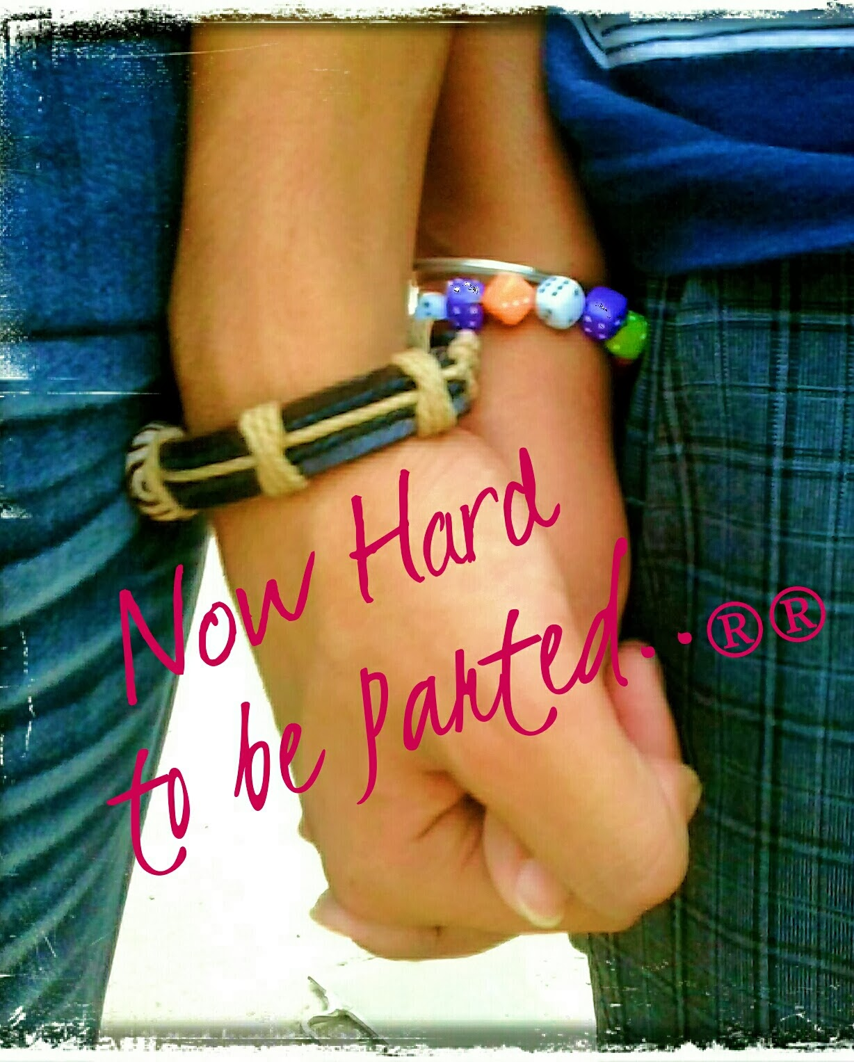 hands together in love