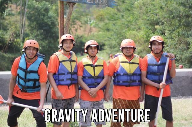 Paket Rafting Murah Di Bandung bersama Gravity Adventure