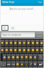emoticons for facebook status and comments