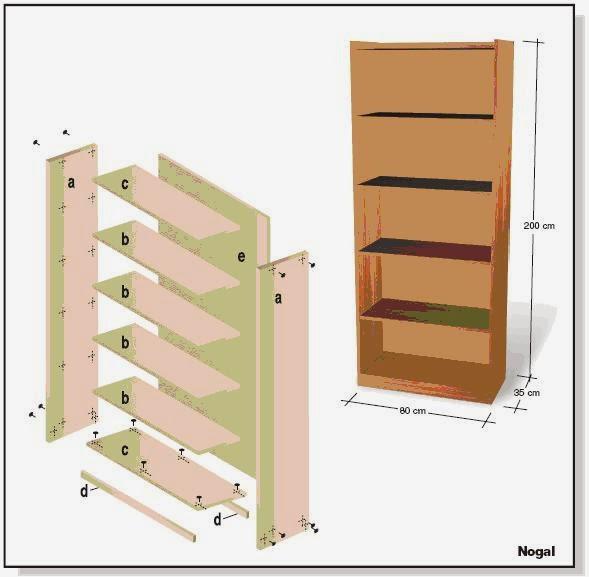 Ingeniando Como Hacer Un Librero En 5 Pasos