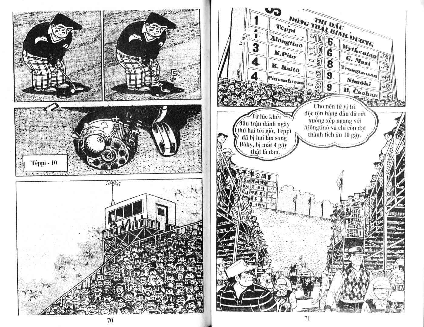 Ashita Tenki ni Naare chapter 40 trang 33