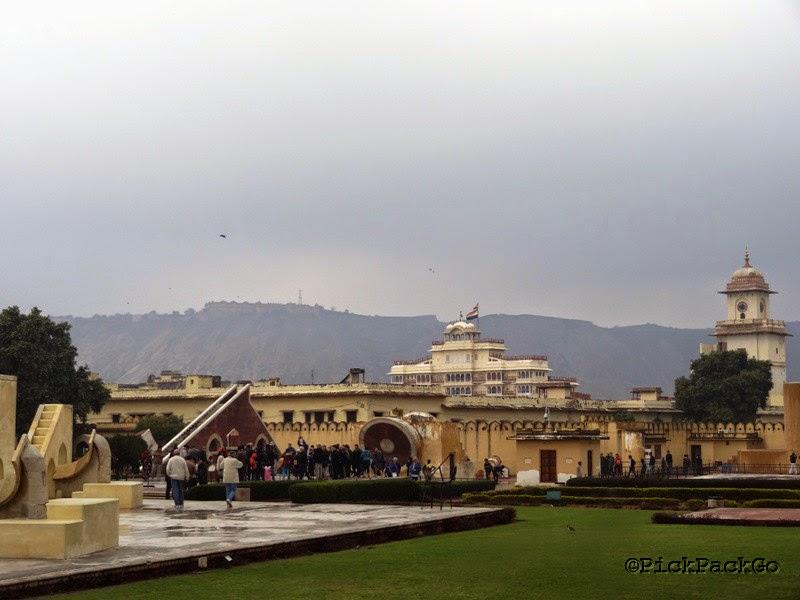 Jantar Mantar - Jaipur Pink City - Rajasthan