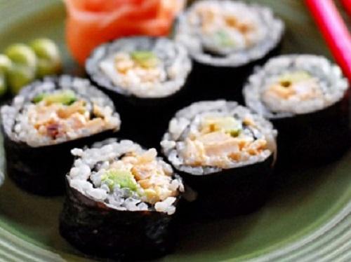 Resep Sushi Roll Sederhana