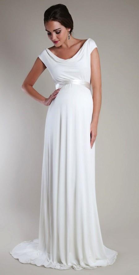 e63176a21 Mis Vestidos de Novia  Vestidos de novia para embarazadas