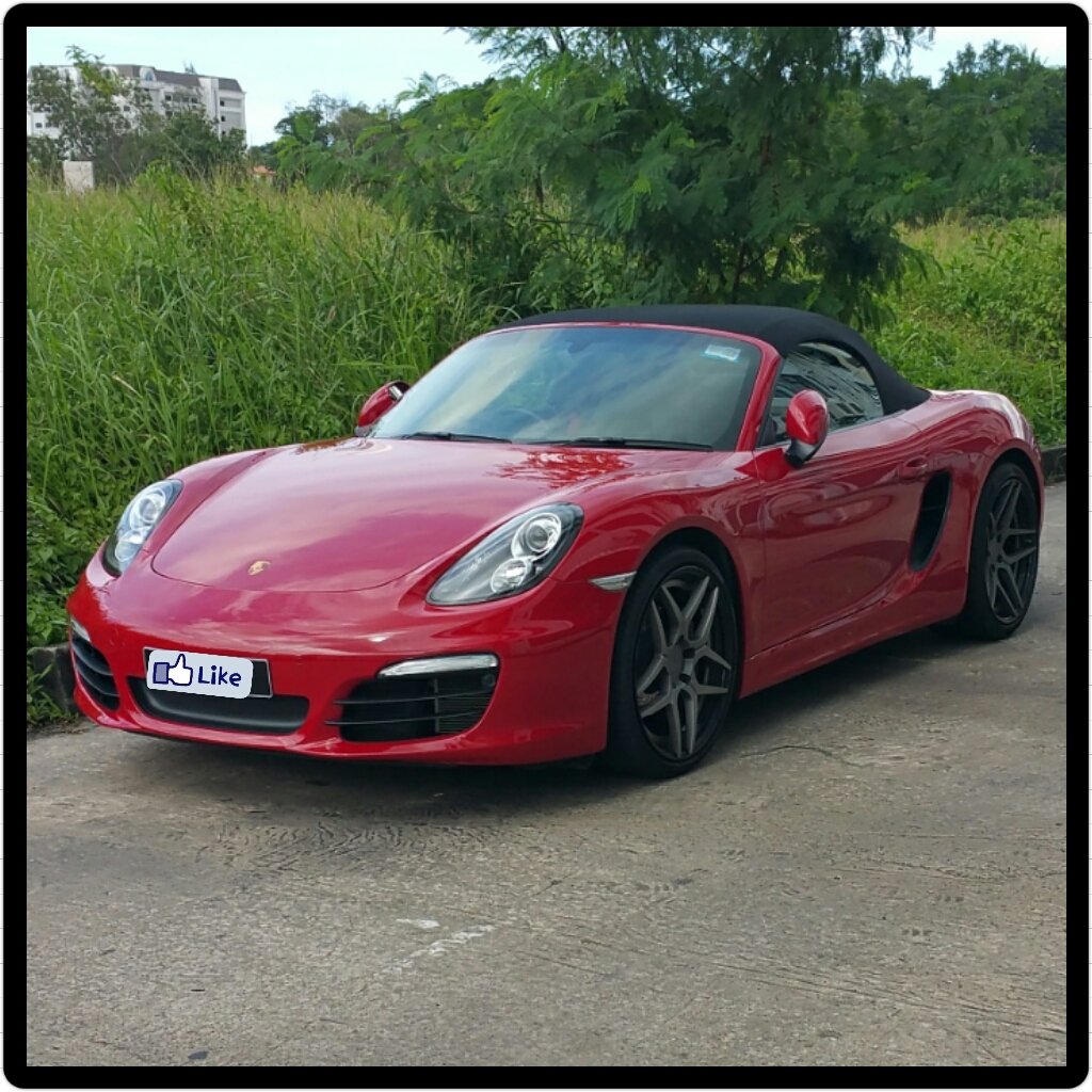 Porsche Boxster Car: Brunei-er34.blogspot.com: Car Spotting In Brunei