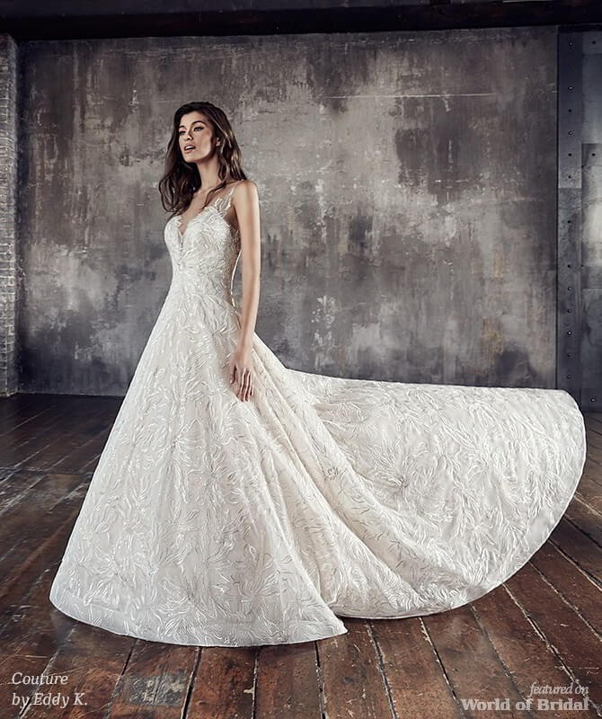 Eddy K 2018 Couture Wedding Dresses