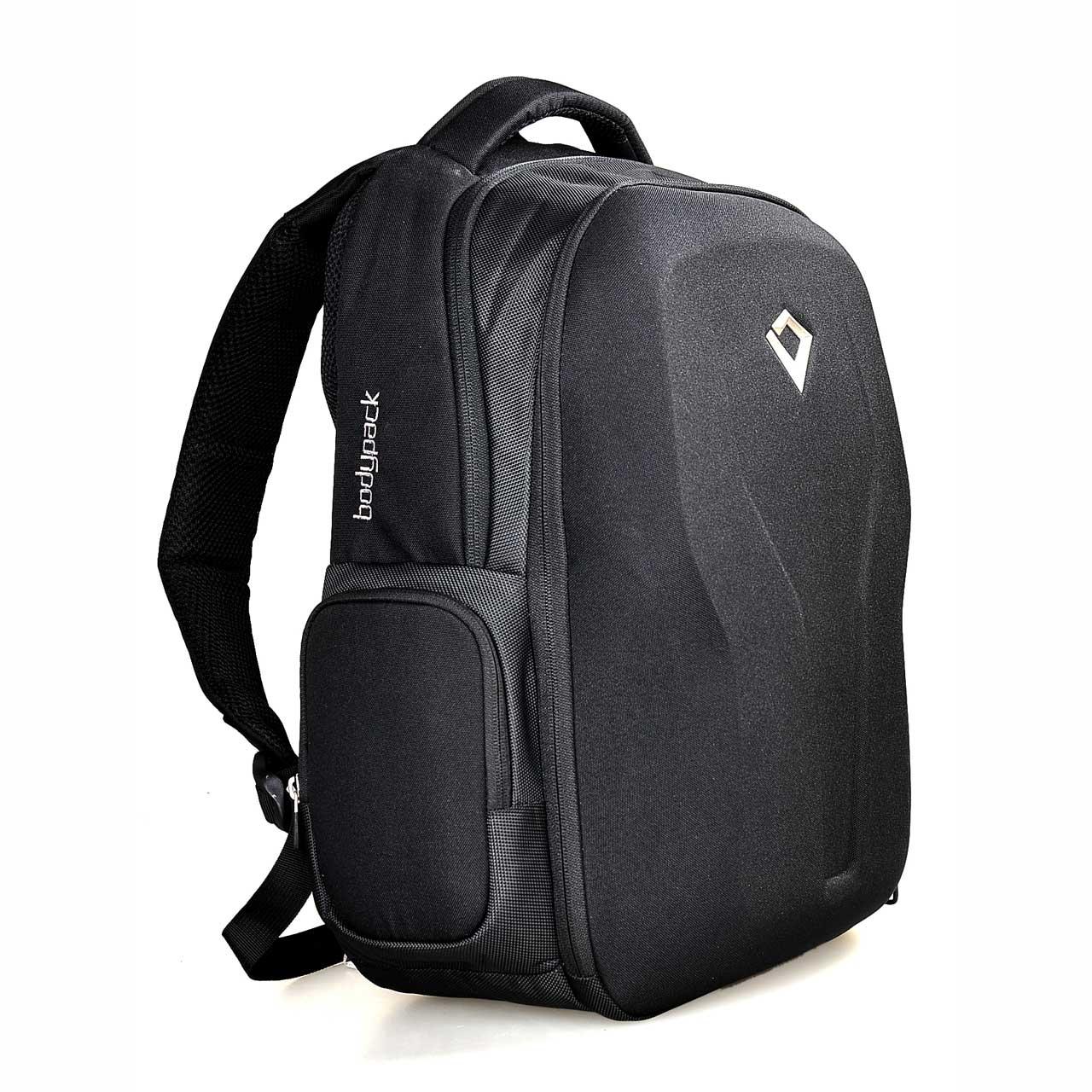Tas ransel Bodypack Tortoise III diperuntukkan memuat laptop dengan layar  berukuran 14 inch 7de5eb65a4