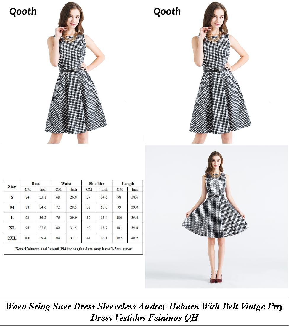 Casual Dresses - Womens Summer Dresses On Sale - Off The Shoulder Dress - Cheap Clothes Online