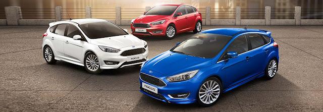 Ford Focus 2016 một ngày trải nghiệm vừa hiện đại và vừa tiết kiệm