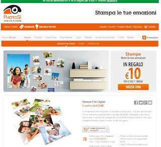 sito PhotoSì