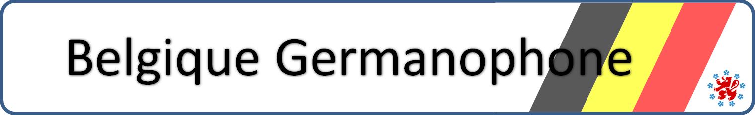 Belgique Germanophone