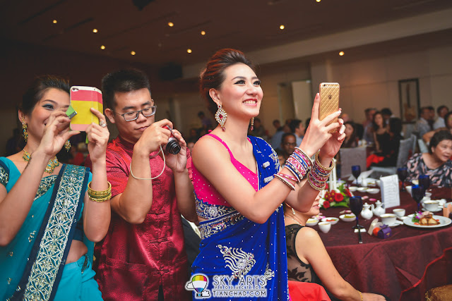Wedding Photography at Hard Rock Hotel Penang