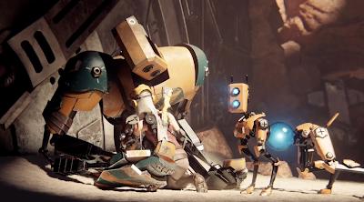 Esperamos conocer más datos de Recore en el E3