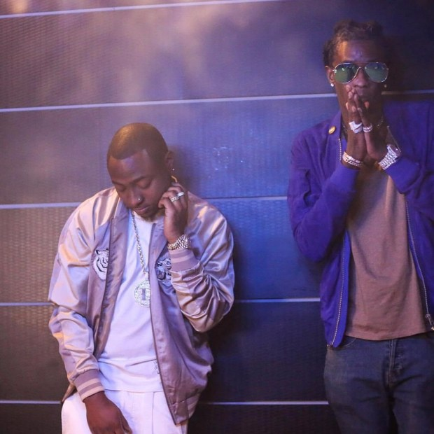 Young Thug Feat.  Davido - Lady