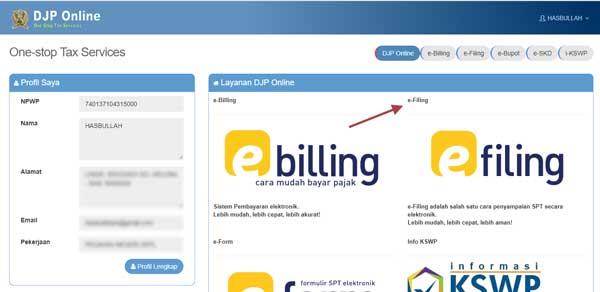 cara mengisi SPT PPH Pribadi melalui DJP Online untuk karyawan-pegawai