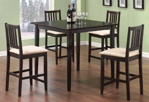contoh meja makan minimalis