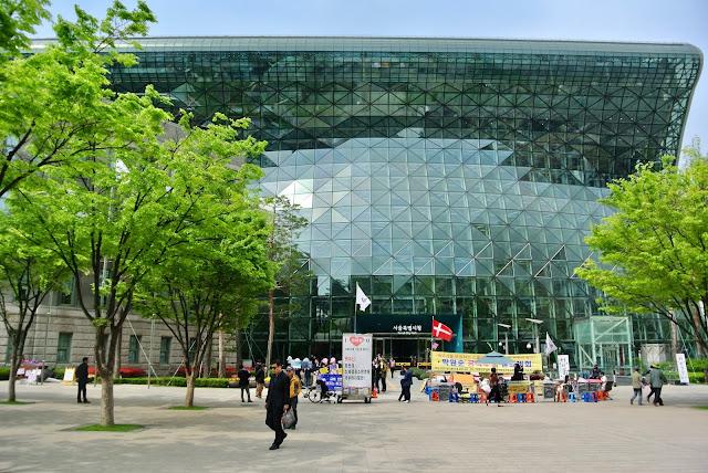seoul korea south korea corée du sud mairie