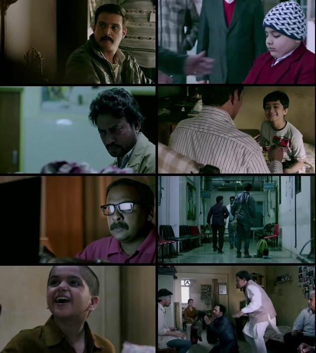 Madaari 2016 Hindi 720p HDRip