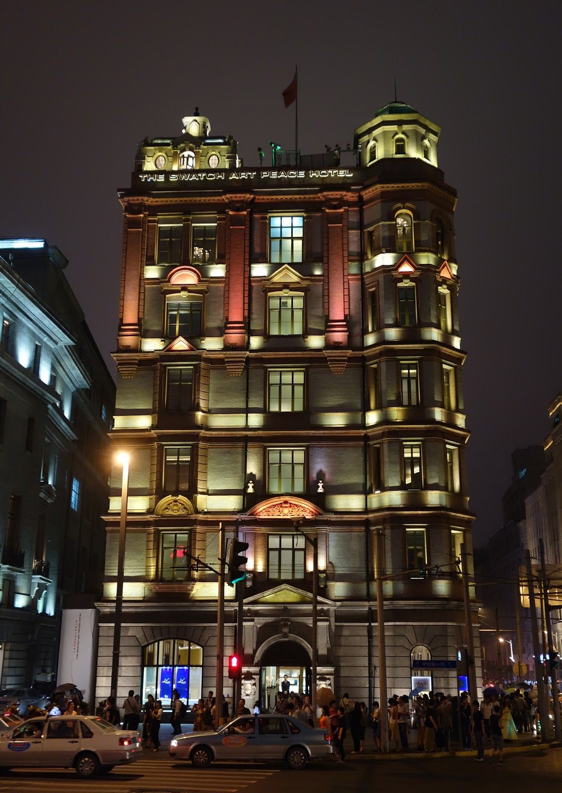 Peace Hotel Shanghai