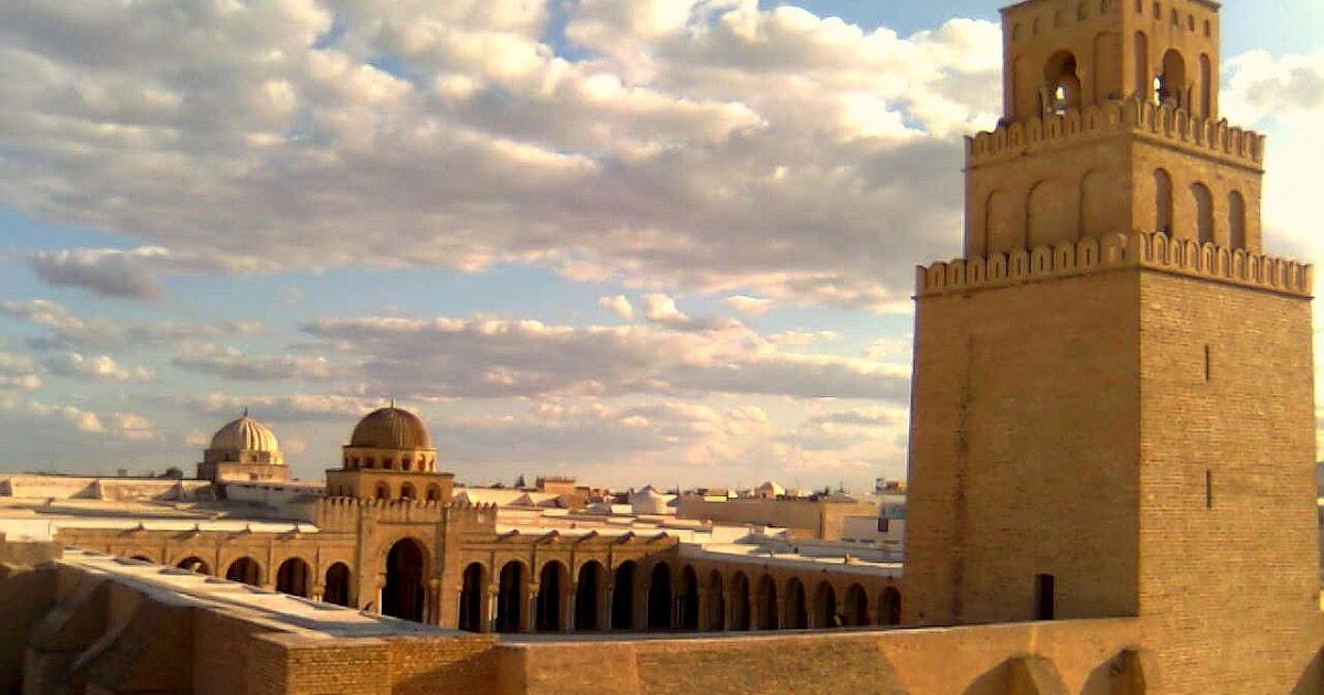 Perjalanan Islam di Tunisia
