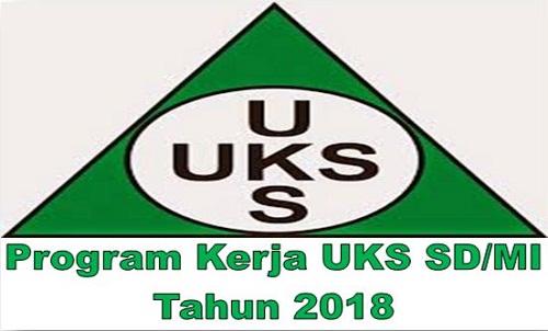 Program Kerja UKS SD/MI Tahun 2018