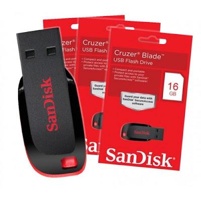 Harga Flashdisk Terlengkap Merk Sandisk