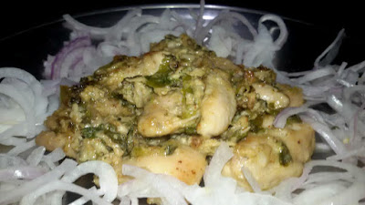 Pan Fried Chicken In Cream Sauce Malai Chicken Boti Food Recipe
