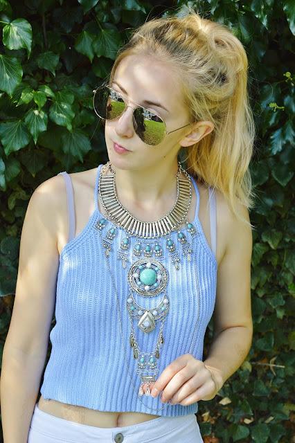 Mirina Necklace
