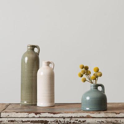 Magnolia Jordy ceramic jugs