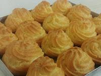 Resep Membuat Kue Sus Cantik isi Vla Super Enak, Lembut dan Krispi