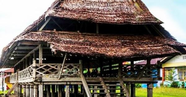 Rumah Adat Baileo Asal Provinsi Dan Keunikan Aneka Rupa Rumah