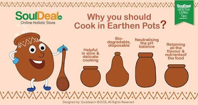Why you should cook in Earthen Pots??