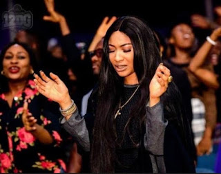 Entertainment: Tonto Dikeh turns preacher, talks about sins, repentance[PHOTO]