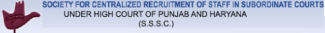 NaukriRecruitment by SSSC Chandigarh for Courts