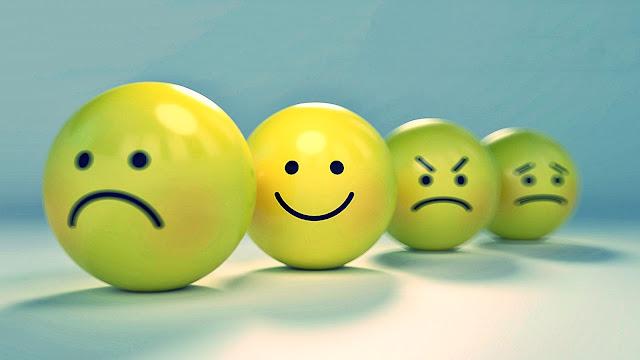 Emotikony- buźki z emocjami