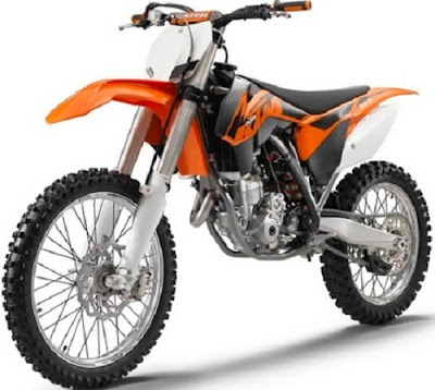 Motor KTM Terbaru