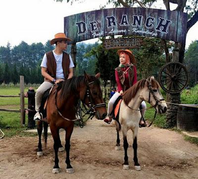 Prawedding pacuan kuda de ranch lembang