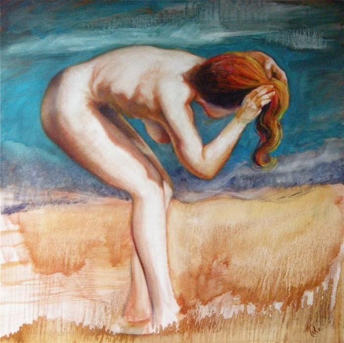 Отпечаток женственности. Isabel Mahe