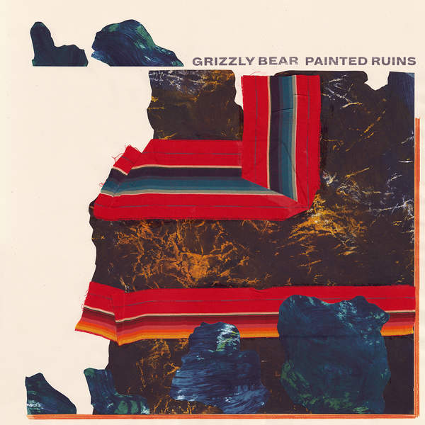Grizzly Bear - Painted Ruins Cover
