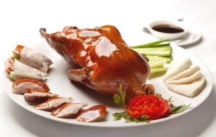 Recipe Chinese Roasted Peking Duck