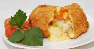 Resep Risoles Keju Kraft & Sayuran Mayonaise Enak